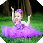 Cute baby gallery hd APK icon