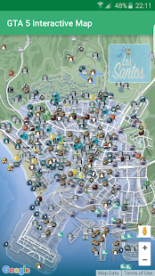 Unofficial GTA 5 Map- screenshot thumbnail