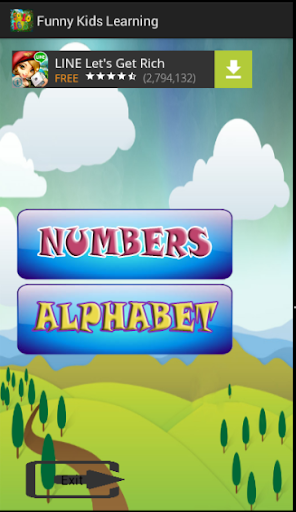 Learn numbers for children