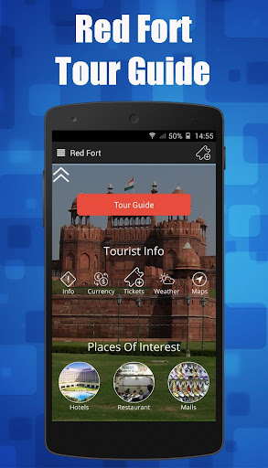 Red Fort India Tour Guide