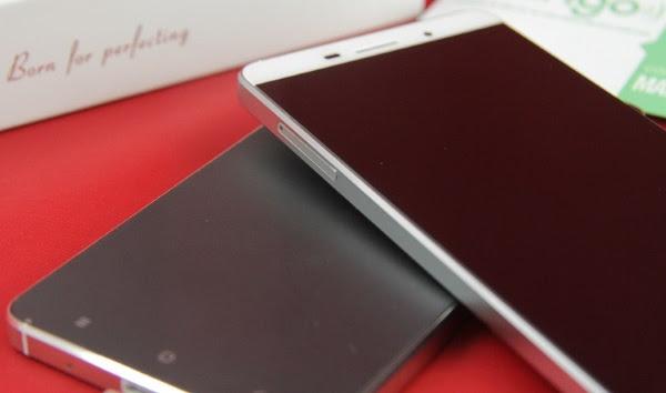 Cấu hình của điện thoại Nomi 3S chính hãng