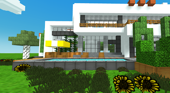 cool house building design.  Amazing build ideas for Minecraft screenshot thumbnail Android Apps on Google Play