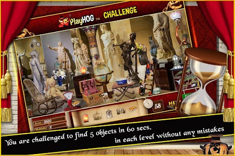 New Free Hidden Object Games Free New Museum Day- screenshot thumbnail