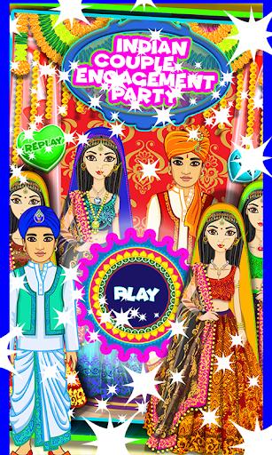 Indian Wedding partyu2013 engagement & big wedding day apkmind screenshots 1
