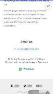 Virtual Credit Card Provider 4