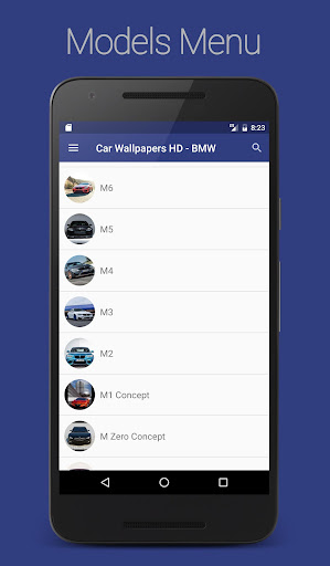 BMW - Car Wallpapers HD screenshots 2