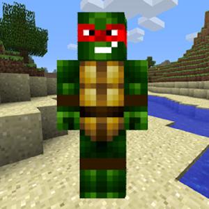 Ninja SuperHero Turtle Craft for PC and MAC