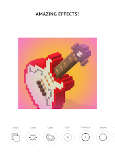 Pixel Builder Screenshot