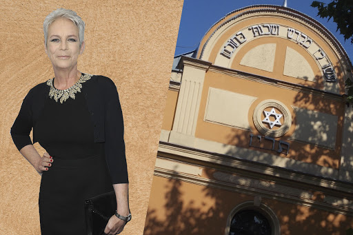Jamie Lee Curtis Is Restoring Her Grandparents' Synagogue in Hungary