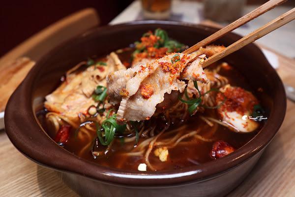 鬧聚Hubbub - 民生社區中式餐廳 / 功夫鬧拌麵 麻香辣子湯麵