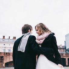 Wedding photographer Yulya Kulok (uliakulek). Photo of 21.12.2017