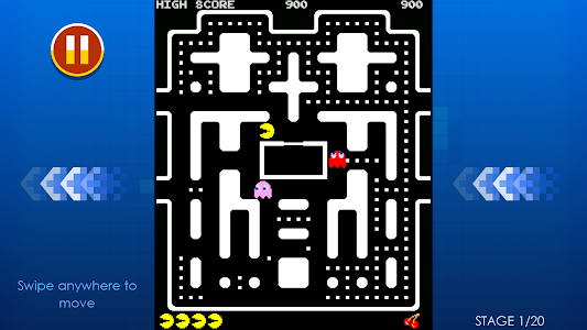 صور تحميل لعبة الشهيرة PAC-MAN v2.1.5 للاندرويد