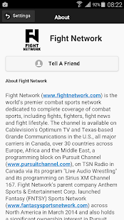 FN Fight Network- screenshot thumbnail