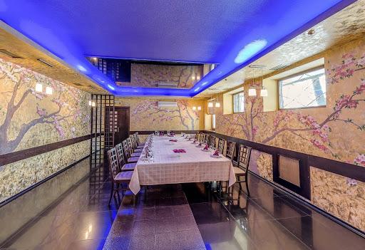 Банкетный зал «Зал «Сакура»» для свадьбы на природе