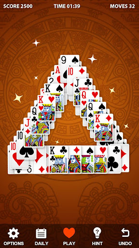 Pyramid Solitaire 1.27.5009 3