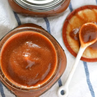 Slow Cooker Apple Butter.