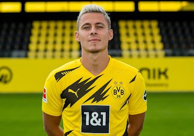 Thorgan Hazard devrait faire son retour avec le Borussia Dortmund