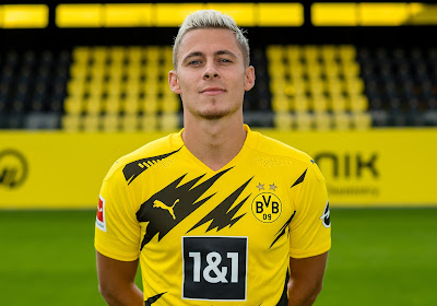 🎥 Il y a un an, Thorgan Hazard marquait son premier but pour Dortmund