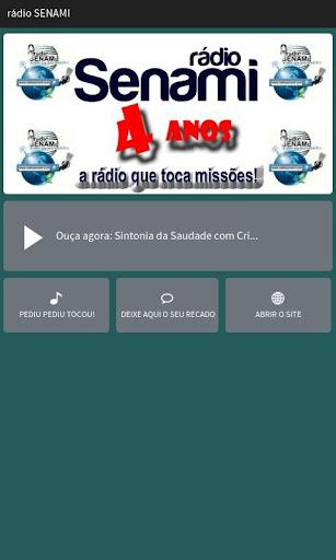 rádio SENAMI