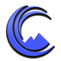Grasp Blue Icon Pack icon