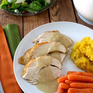Crock Pot Turkey Breast