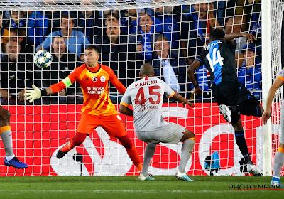 L'arbitre pour le match de Ligue des champions entre le Galatasaray et Bruges est connu