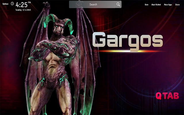 Killer Instinct Wallpapers Theme Game New Tab