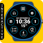 Info Watch Face Icon