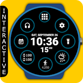 Info Watch Face
