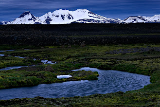 Photo: This one was taken almost literally in the heart of Iceland. I almost did not take the picture as it was so windy I could not hold the ND filter in front of the lens. Which reminds that the wind was so strong that it actually opened our roof box and we lost one of our sleeping pads. Just imagine what's it's like looking for a lost sleeping pad in the middle of Iceland (especially when you don't know how long you'd been driving with the box being open). Believe it or not but we eventually find the sleeping pad. The trolls must have had something to do with it.