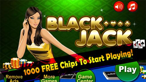 BlackJack 21 Pontoon Card Pro