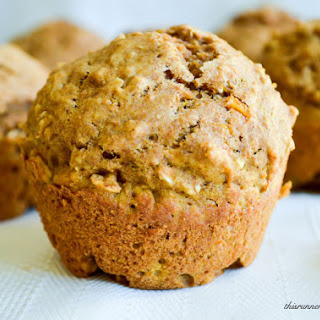 Whole Grain Pumpkin Spice Butternut Squash Muffins