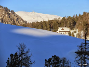 Photo: Monte Fraiteve sullo sfondo