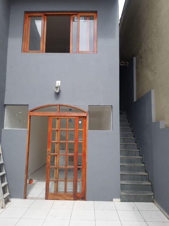 Casa com 2 dormitórios à venda, 90 m² por R$ 430.000 - Taboão da Serra - Taboão da Serra/SP