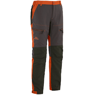 Swedteam Lynx XTRM Antibite Byxa Orange