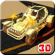 Fury Desert Death Race 3d