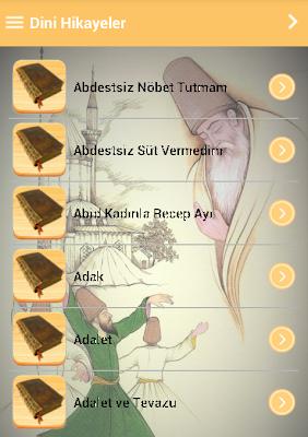 Dini Hikayeler - screenshot