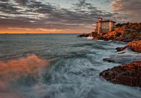 Una sera sul mare....... di Gianluca Presto