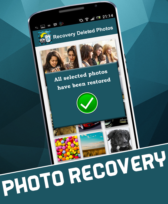 Recover Deleted Photos 2016- screenshot