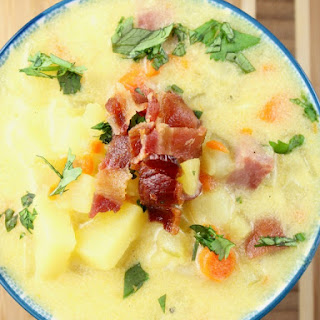 Potato Soup And Ham Stock Recipes