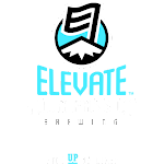 Logo for Elevate Your Passion Brewery