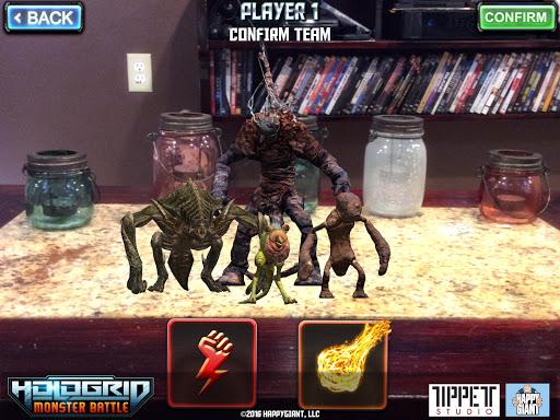 HoloGrid: Monster Battle  screenshots 10