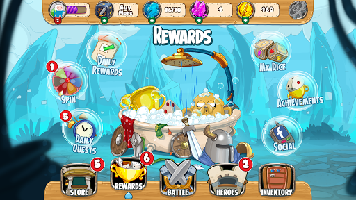 Champions and Challengers - Adventure Time Mod Unlimited Money