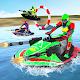 moto d'acqua da corsa su moto d'acqua da corsa