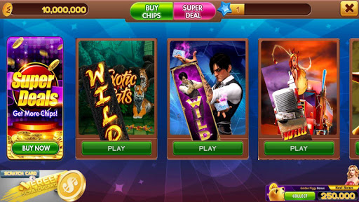 Echt Online Casino 777 - Slots mit Geld Boni apklade screenshots 2