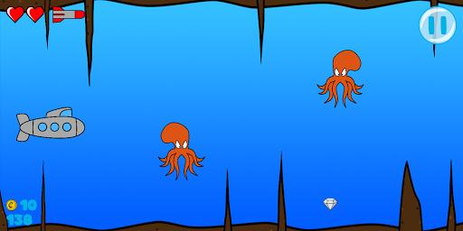 Undersea Odyssey  captures d'écran 2