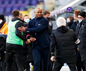 """Saison réussie pour Anderlecht ? """"Il n'y a aucun accomplissement, on doit encore travailler"""""""