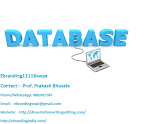eBranding India is proficient database provider in Bhopal