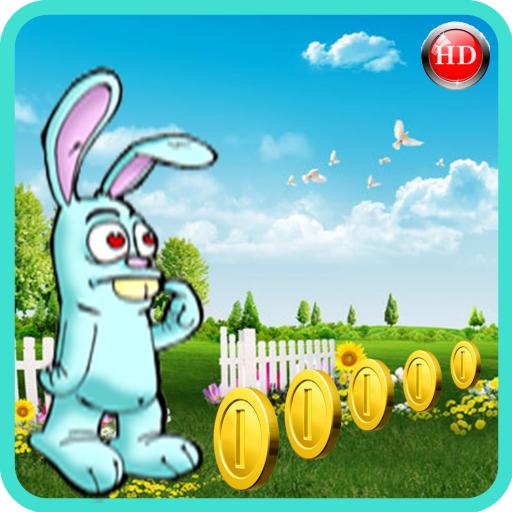 Bunny run rabbit Crazy Running