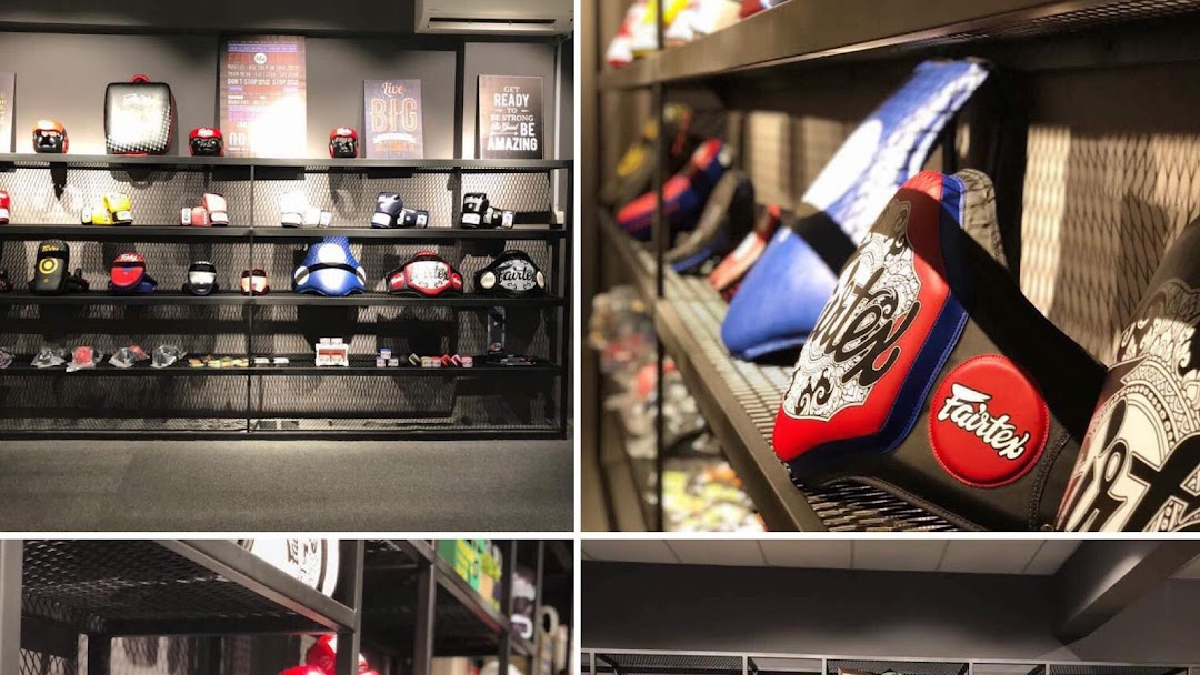 47 e-shop martial arts - Martial Arts Supply Store in Penampang